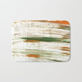 Yellow green Bath Mat