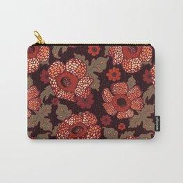 Rafflesia Endangered Flower Carry-All Pouch