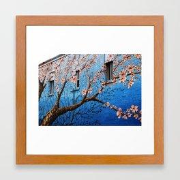 Brick Nature Framed Art Print