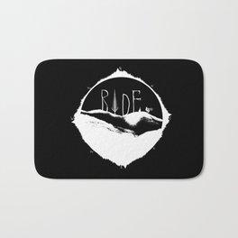 Mountains Ride Bath Mat
