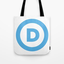 Democratic Party Logo Tote Bag