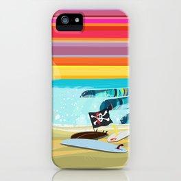 MCKINLEY AVENUE iPhone Case