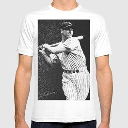 Lou Gehrig T-shirt