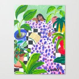 Spring Daze Canvas Print