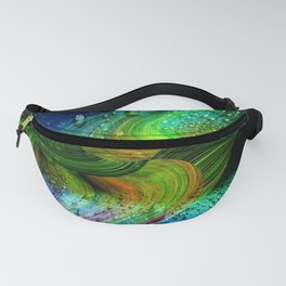Water drops for hot days Fanny Pack