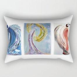 Angel of Grace Rectangular Pillow