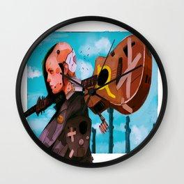 Desperado Wall Clock