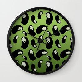 Swamp Monster Wall Clock
