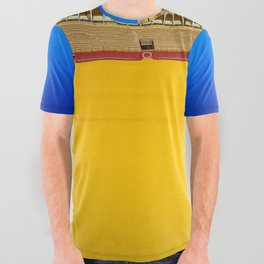 Bullring arena All Over Graphic Tee