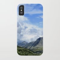 norway iPhone & iPod Cases featuring Rondane - Norway by AstridJN