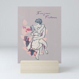 Bonjour Tristesse Mini Art Print