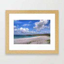Aran Islands Beach Framed Art Print