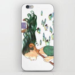 Sofia (Cello) iPhone Skin