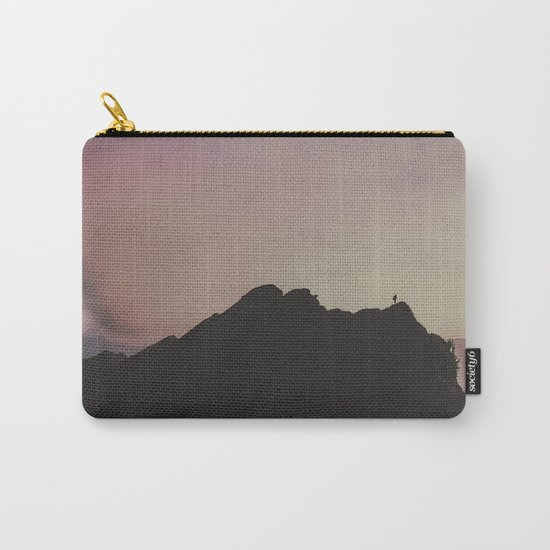 Ring of Sunsets - landscape photography Carry-All Pouch