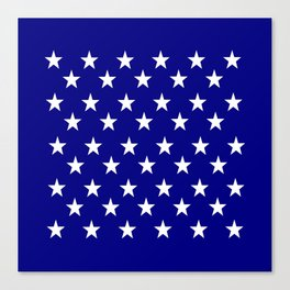 stars of america -usa,stars and strips,patriotic,spangled banner,patriot,united states,american flag Canvas Print
