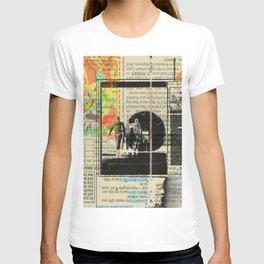 Rauschenberg Rumble (for Hip Kidds) T-shirt