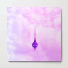 the highest Metal Print