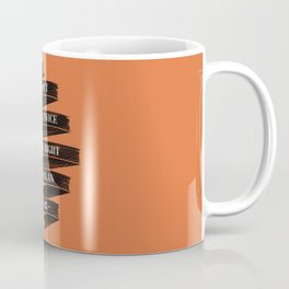 Don't Think Twice Coffee Mug