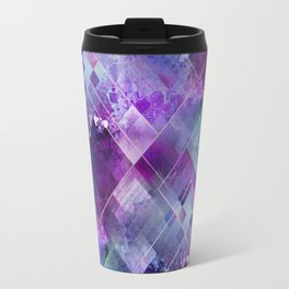 Marbleized Amethyst Travel Mug