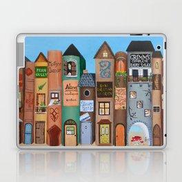 Wee Folk Lane Laptop & iPad Skin