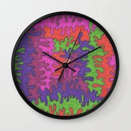 Instillation 7 Wall Clock