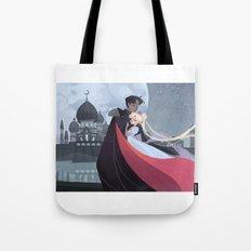 Moonlight Romance Tote Bag