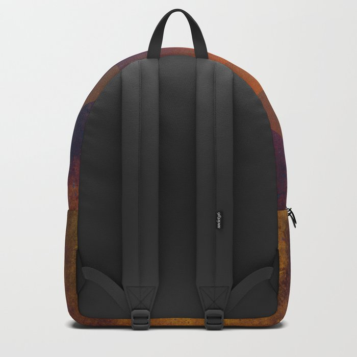 Merkaba, Abstract Geometric Shapes Backpack