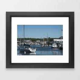 Kennebunkport Framed Art Print