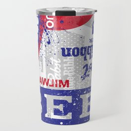 Beer Me: PBR Travel Mug