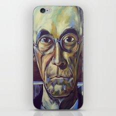 American Gothic Dad iPhone & iPod Skin