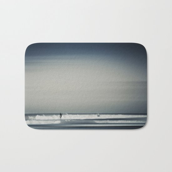 Sea and Surfer 16 Bath Mat