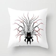 Karma Fairy [DARK] Throw Pillow