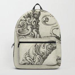 Letter C - Jeremias Falck (1645) Backpack
