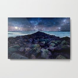 Rocky Road to Eternity Metal Print