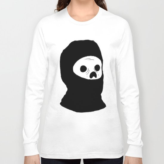 Stealth Zombie  Long Sleeve T-shirt