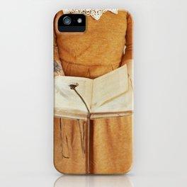 Secret Book iPhone Case