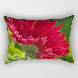 Blooming Rectangular Pillow