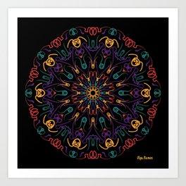 Hechizo Art Print
