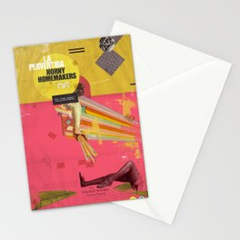 """7 Sins Contest """"Lust"""" Stationery Cards"""