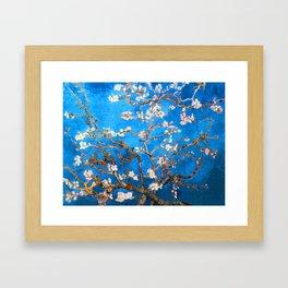 Vincent Van Gogh - Almond Blossom Framed Art Print