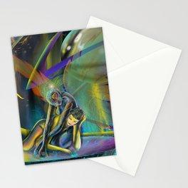 Avatars (Full Print) Stationery Cards