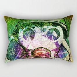 No future - Too late Rectangular Pillow