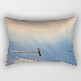 Birds Eye View Rectangular Pillow