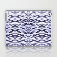 You're Only Coming Through in Waves Laptop & iPad Skin