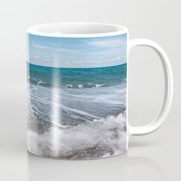 In contact with water Coffee Mug