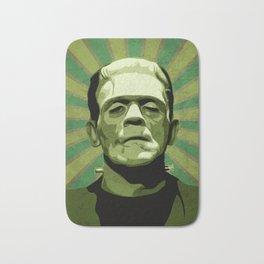 Frankenstein - Pop Art Bath Mat