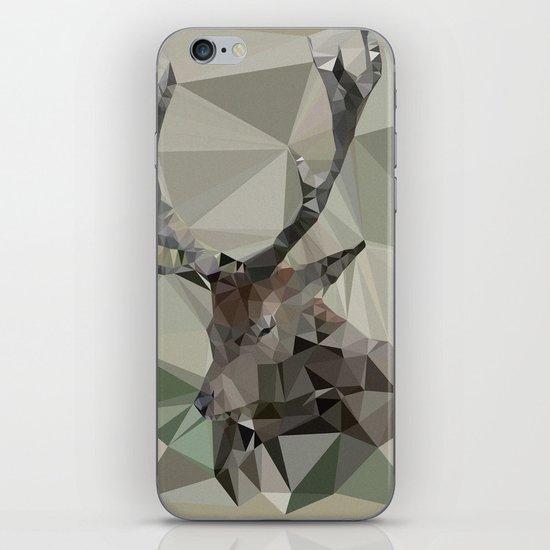 Cervus Elaphus iPhone & iPod Skin