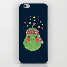 Hippie Pear iPhone & iPod Skin