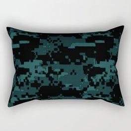 DIGITAL CAMO Rectangular Pillow