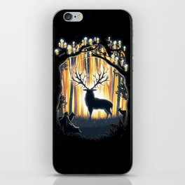 Master of the Forest iPhone Skin